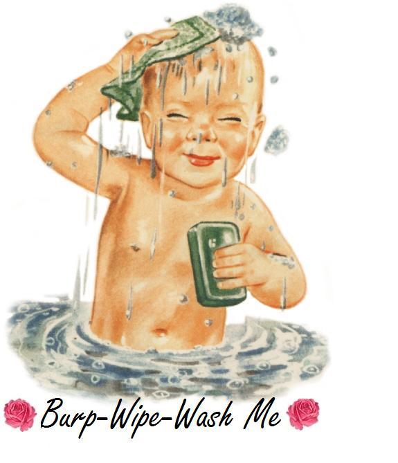 Burp - Wipe - Wash Me