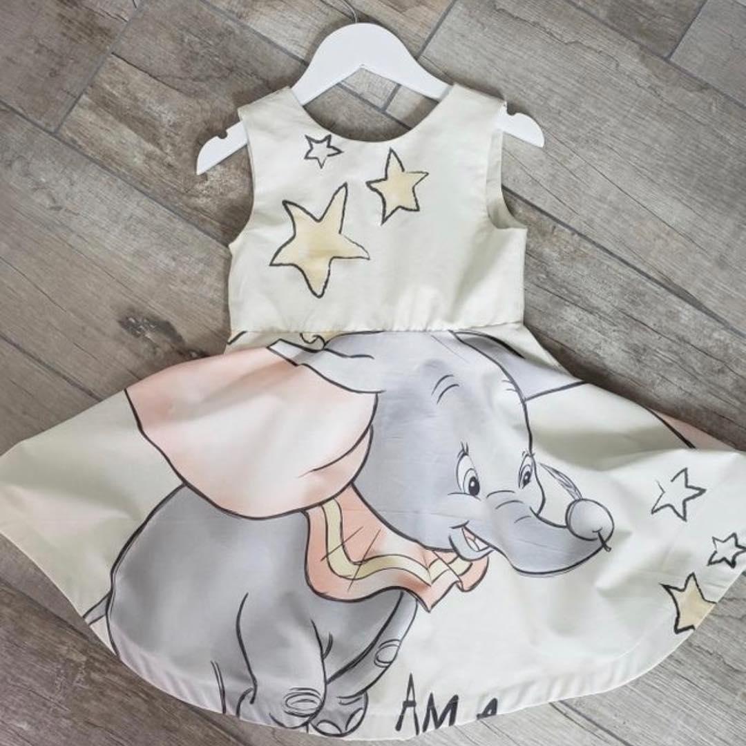 Dumbo the Star dress