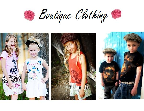 Boutique Childrens Clothing