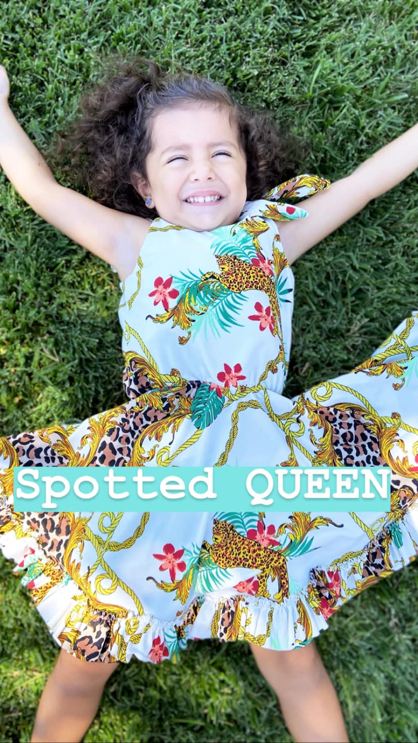 Spotted QUEEN