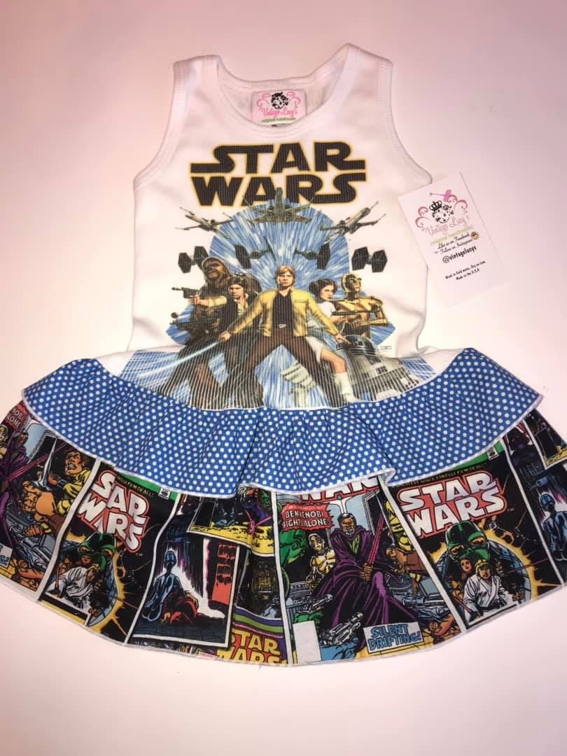 Iconic Star Wars tank dress