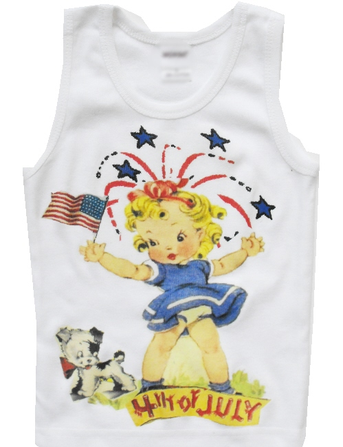 Vintage Lucy's 4th of July T-shirt
